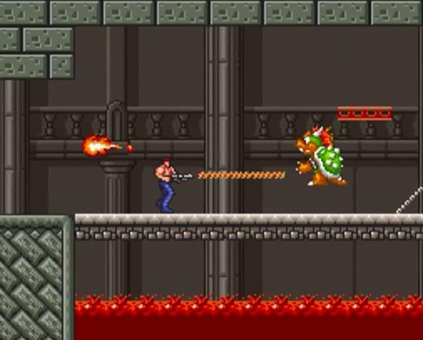 new levels at mario crossover 3